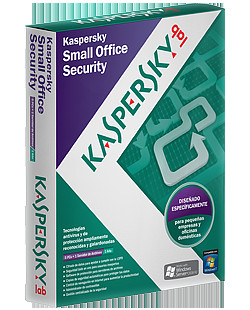 Licencia Kaspersky Small office security- Perú