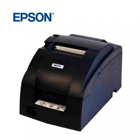 TICKETERA MATRICIAL EPSON TMU220A SERIAL, BLACK
