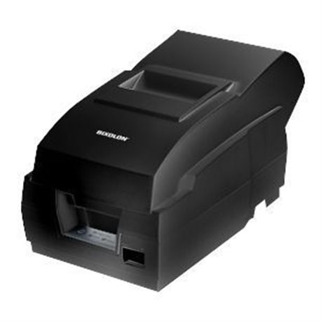 TICKETERA MATRICIAL BIXOLON SRP270DSG SERIAL, BLACK