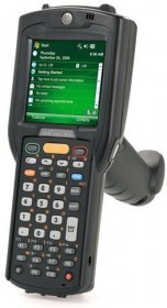 TERMINAL MOVIL MOTOROLA MC3190-G WLAN,BT,1D,WM6.0,48KY