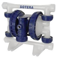Bomba Neumatica SOTERA SP100-05N PP-SSS