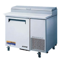 Mesa pizzera refrigerada serie Delux Turbo Air - TPR-44SD