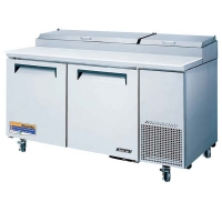 Mesa pizzera refrigerada serie Delux Turbo Air - TPR-67SD