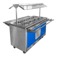 Salad Bar Frionox – SB-Custom