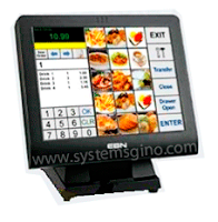Monitores Touch Screen EBN TM 50-5B-VRU Monitor Touchscreen 15´´ Perú